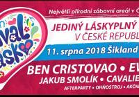 Festival lásky - Šikland Zvole nad Pernštejnem