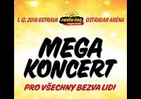 Megakoncert - Ostrava