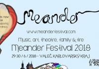 Meander festival - Zámek Valeč