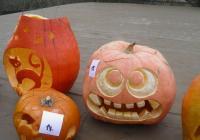 Halloween - Zámek Plumlov