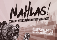 NaHlas! International Festival of Voice