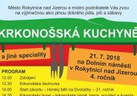 Krkonošská kuchyně - Rokytnice nad Jizerou
