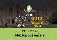 Zámecké muzikálové večery - Angelika - Lednice