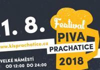 Festival piva - Prachatice