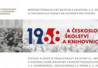 Rok 1968 a české školství a knihovnictví