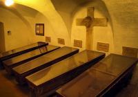 Večerní prohlídky Kapucínské hrobky