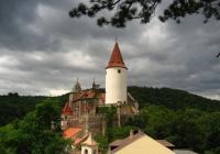 Pocta tradicím první republiky na hradě Křivoklát