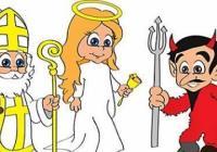 Mikulášská nadílka ve Středověké krčmě Dětenice