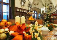 Vánoční prohlídky na zámku Žleby