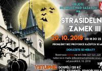 Strašidelný zámek - Zruč nad Sázavou