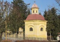 Kaple sv. Jana Nepomuckého, Velehrad