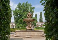 Květná zahrada Kroměříž - komentované prohlídky