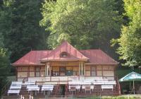 Tenisový pavilon, Luhačovice