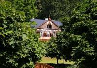 Vila Růžová (Alpská růže)