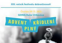 Festival dobročinnosti: Advent plný KŘÍDLENÍ