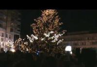 Rozsvícení vánočního stromu - Most