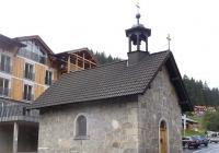 Kaple Panny Marie, Pec pod Sněžkou