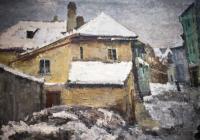 Obrazy zimy ve výtvarném umění 19. – 21. století