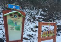 Stezka k lanovce na Sněžku, Pec pod Sněžkou