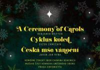 Vánoční koncert u Šimona a Judy v Praze