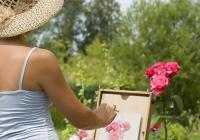 Letní malířský plenér s malířem Adamem Kašparem