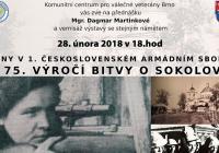 Ženy v 1. čsl. armádním sboru k 75. výročí bitvy o Sokolovo