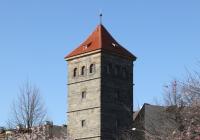 Novomlýnská vodárenská věž, Praha 1