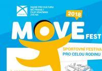 Move fest - Park Kampa Praha