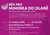 Běh pro miminka do dlaně - Kunratický les Praha