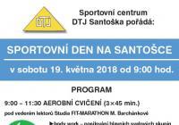 Sportovní den na Santošce - Praha