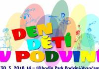 Den dětí v Podviní - Praha