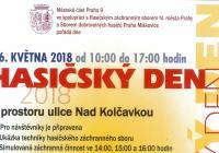 Hasičský den na Kolčavce Praha