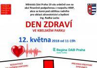 Den zdraví - Centrální park Praha Kbely