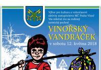 Vinořský vandráček - Praha
