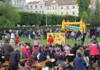 Den dětí s královopolskou radnicí - Brno