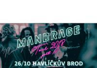 Mandrage Tour - Havlíčkův Brod
