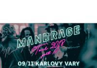 Mandrage Tour - Karlovy Vary