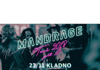 Mandrage Tour - Dům kultury Kladno