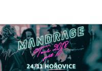 Mandrage Tour - Společenský dům Hořovice