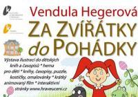 Pohádková cesta za zvířátky do pohádky - výstava - Zámek Lomnice nad Popelkou