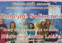 O Zubajdě Solimánské - Zámek Lnáře
