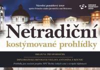 Netradiční kostýmované prohlídky na zámku v Jaroměřicích nad Rokytnou