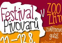 Festival pivovarů v Zoo Zlín