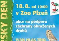 Ochranářský den v Zoo Plzeň