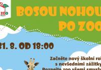 Bosou nohou po Zoo Plzeň