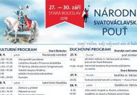 Národní svatováclavská pouť - Stará Boleslav