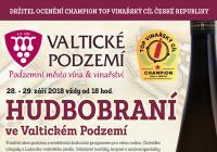 Hudbobraní - Valtice