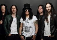 Slash ft. Myles Kennedy & The Conspirators v Praze