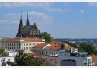 Brno - nejkrásnější vyhlídky na historické centrum