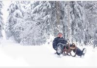 Smržovka v zimě - za lyžováním, sáňkařskou dráhou i skokanskými můstky